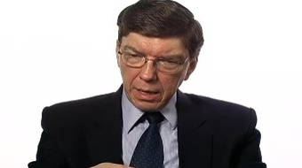 Clayton Christensen Applies Disruptive Innovation to the Individual