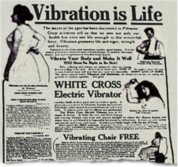 Vibration-is-life