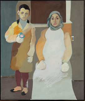 Gorky_the_artist_and_his_mother_x31451
