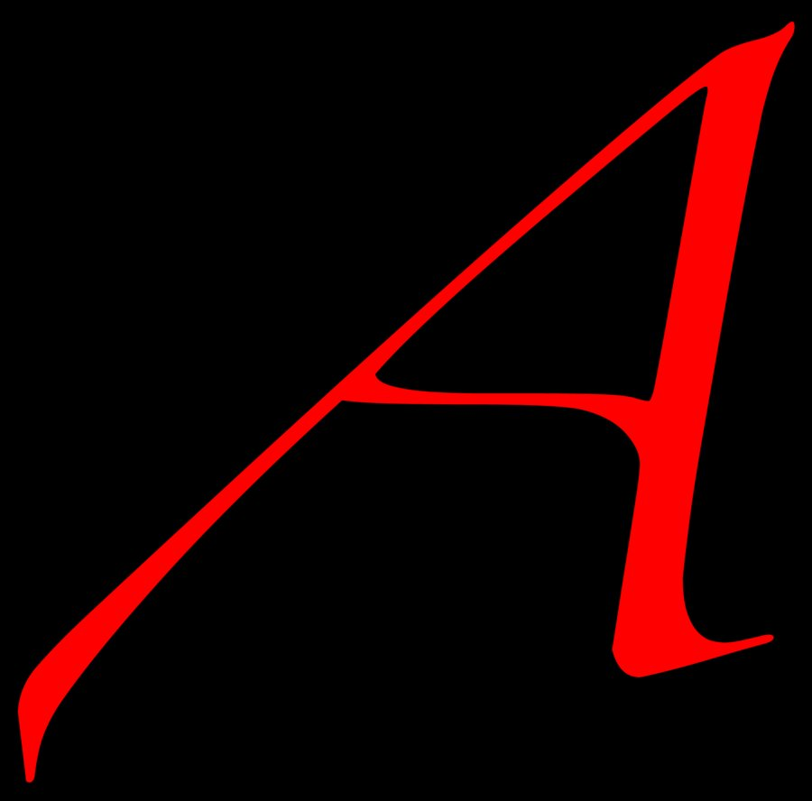 is the scarlet letter a g for goldman big think