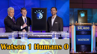 IBM's Watson Computer Beats the Superstars of Jeopardy! But What Does it Mean?