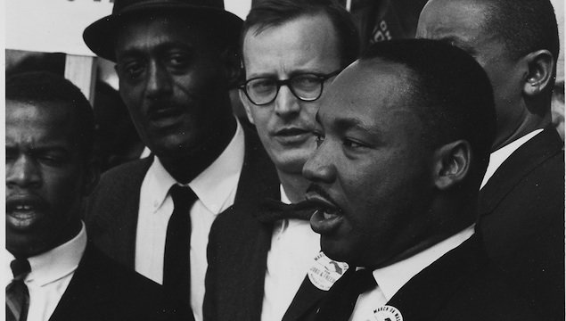 Dr._martin_luther_king_jr._at_a_civil_rights_march_on_washington_d.c._in_19632