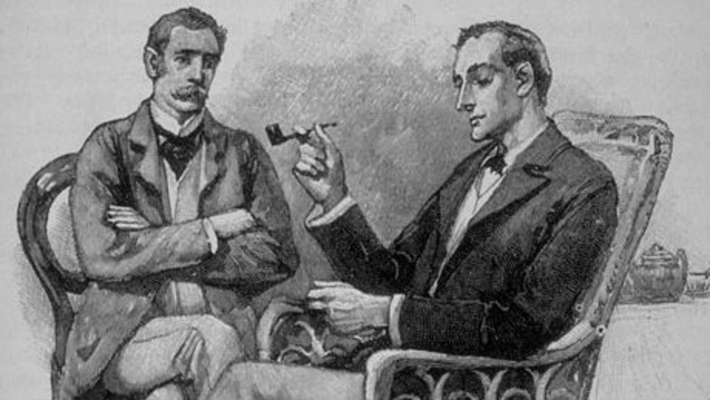 Sherlock Holmes Isnt What Youd Call A Traditional Psychologist In Fact He Even Real Despite The Letters That To This Day Arrive At 221B Baker