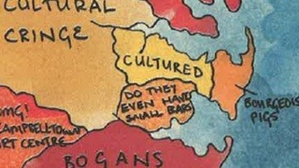 Here Be Bogans Four Miniatures of Sydney Stereotypes  Big Think