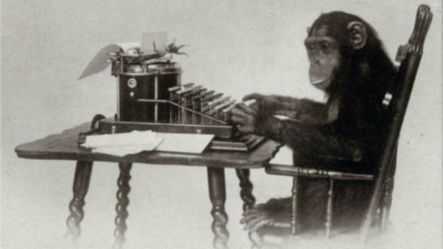 Monkey_typewriter