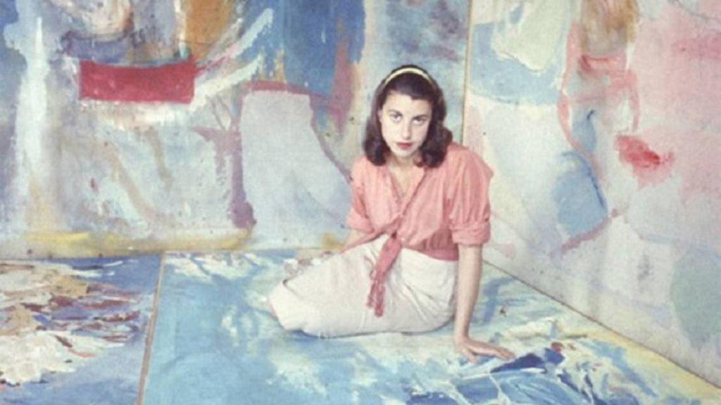 How Helen Frankenthaler Blossomed Into a Great Artist | Big Think