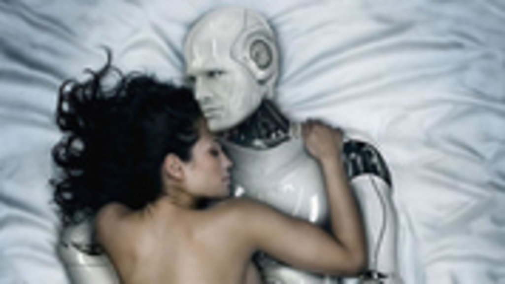 Androids having sex