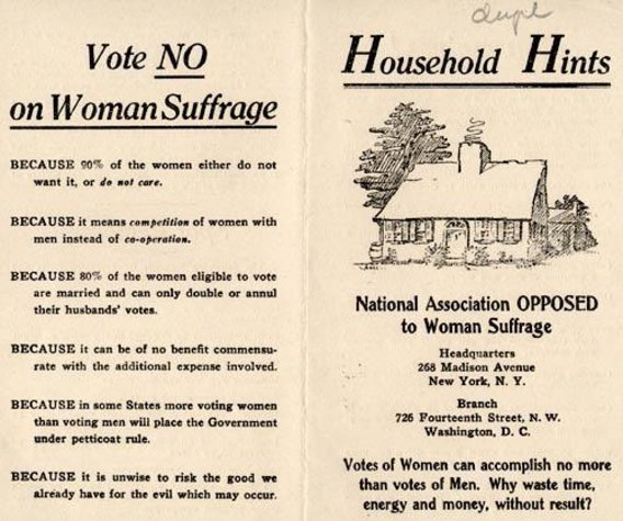 Antiwomansuffrage