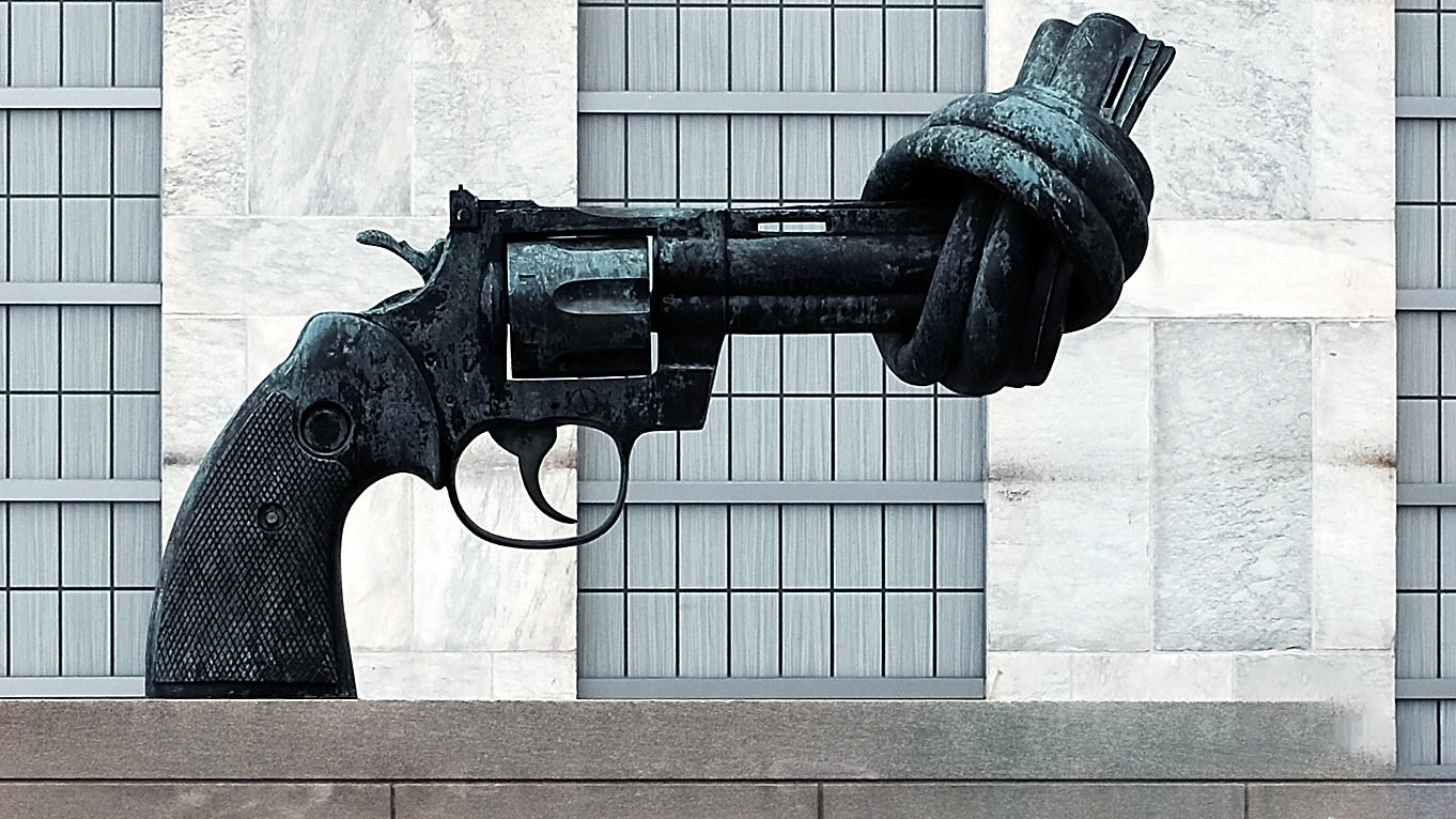 How US gun culture compares with the world in five charts