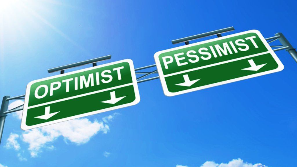 optimist and pessimist essay In 1938 winston churchill penned an essay that included a joke about optimists  and pessimists, but it was not similar to the saying under.