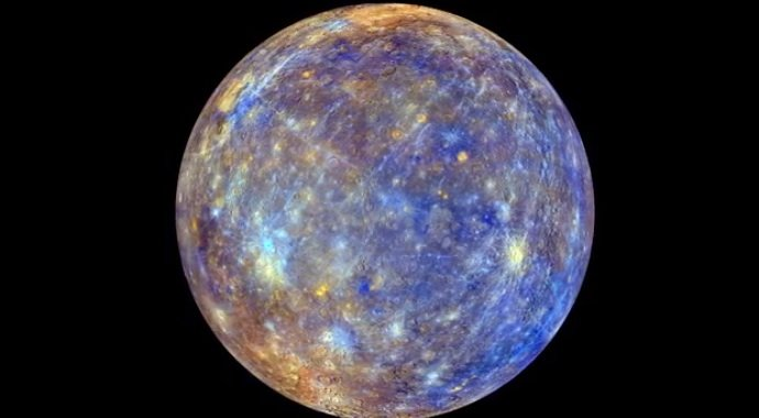 Mercury Fully Mapped In All Its Glory Big Think