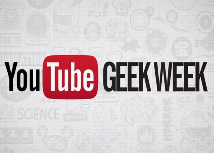 Youtube-geek-week