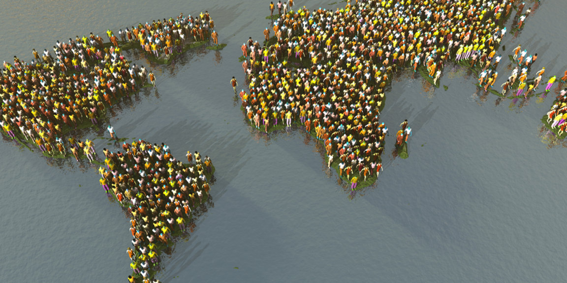 debunking overpopulation why the world needs more people not less