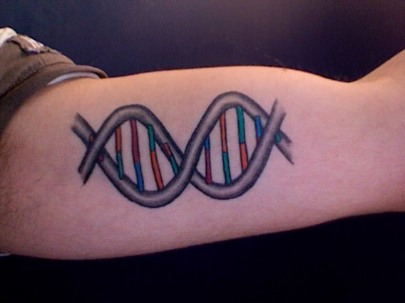 Dna-tattoo