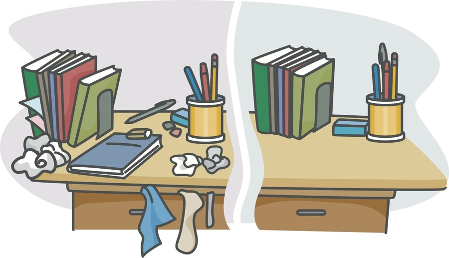 Why Messiness Is More Creative than Being Tidy