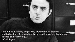 Carl Sagan on Science and Technology