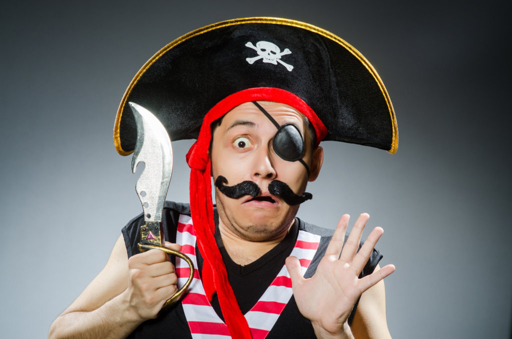 reminder for international talk like a pirate day pirates didn