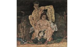 7._egon_schiele__the_family__1918--crop
