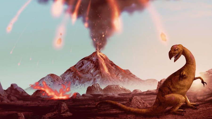 What Killed the Dinosaurs? Volcano, Asteroid, or Both ...