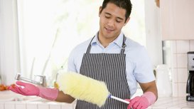 Man_housework