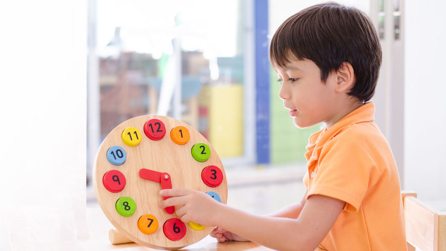 Child_learning_time