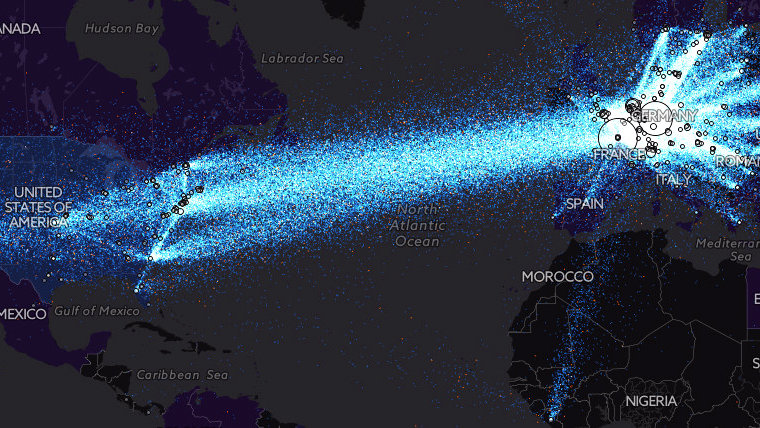 This Map Shows Us Why Tor Is so Important