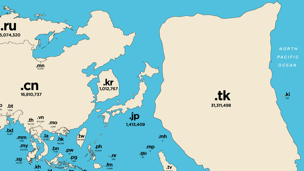 Tokelau The Worlds One True Online Superpower Big Think - Tokelau map