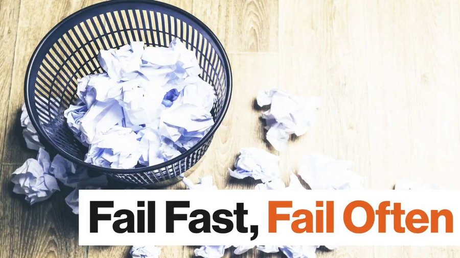 Failing in Business Isn't Even Failing — It's Gaining Life Experience