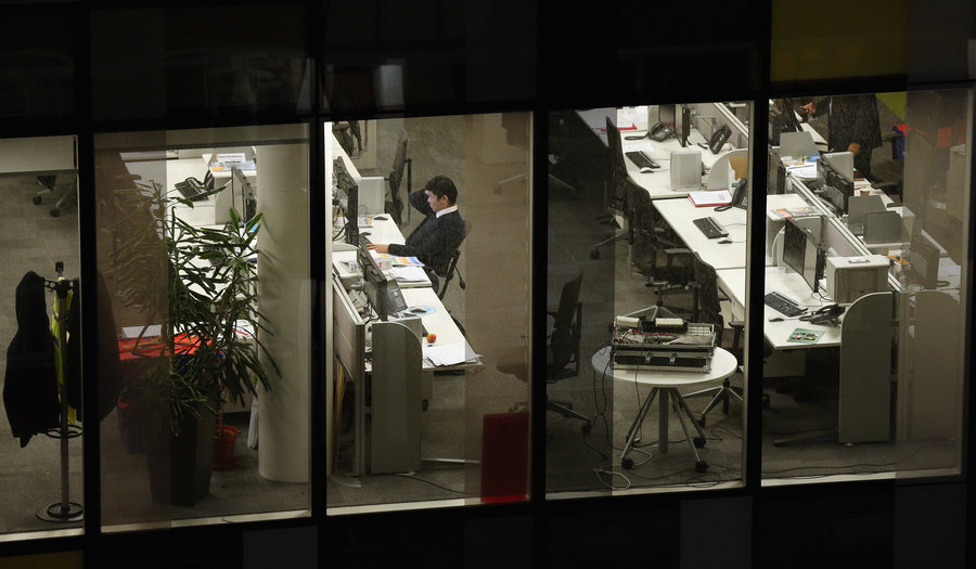 Workaholics have serious psychiatric disorders, researchers found