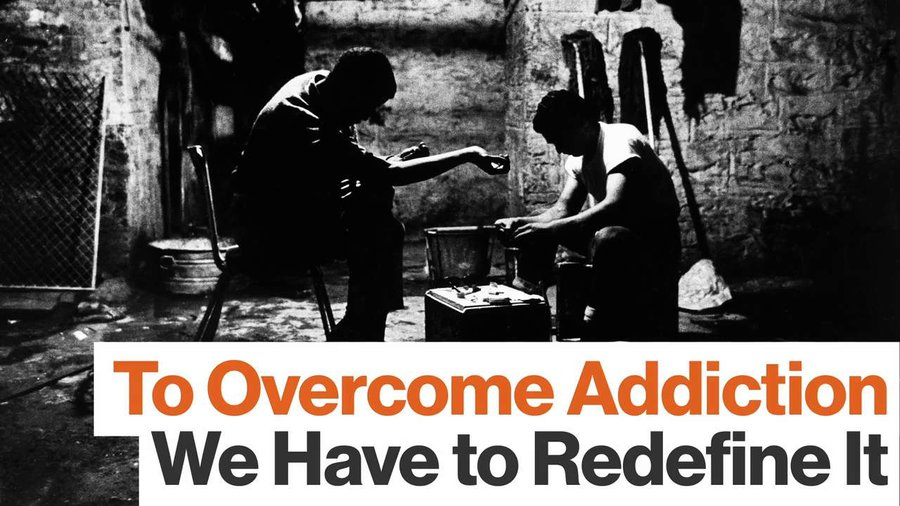 A New Definition of Addiction Makes Rehab and Recovery More Effective
