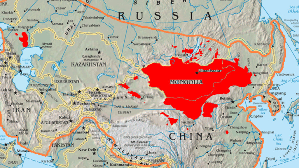 Mongolia adopts an innovative system of 3 word locations big think article image gumiabroncs Images