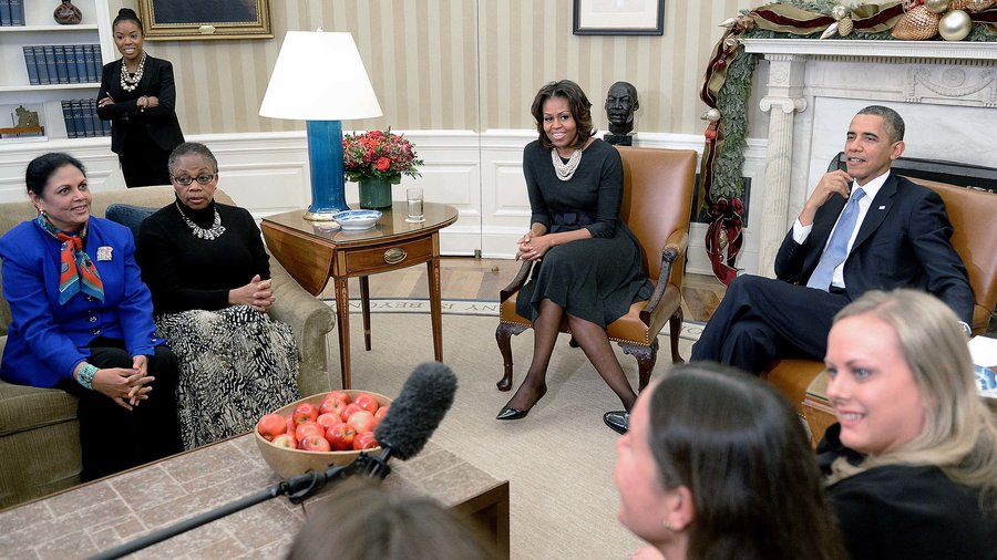 How Women in the White House Stopped 'Manterrupters' to Be Heard
