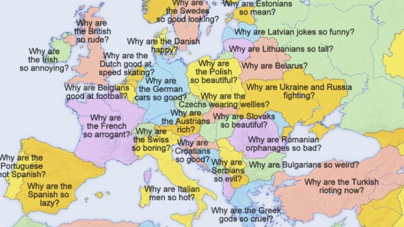 The Weird Geography of Autocomplete Maps