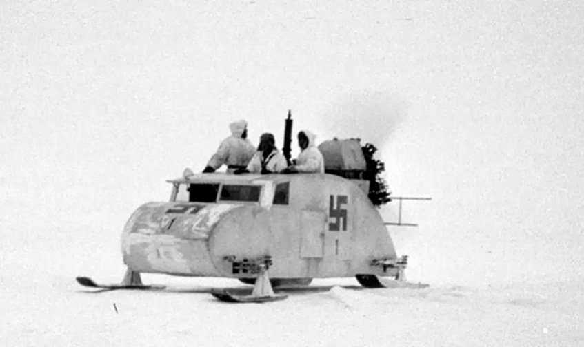secret nazi science base discovered in the arctic big think