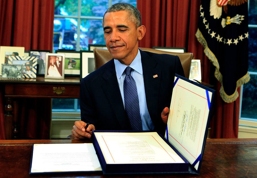 Obama Signs First Anti-Persecution Legislation Protecting Atheists