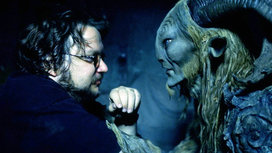 Guillermo-del-toro-and-monster