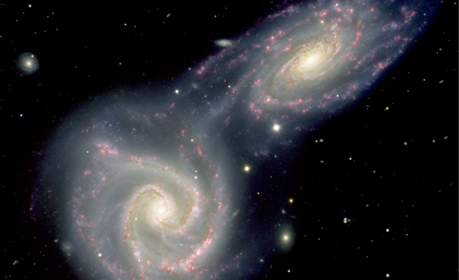 Scientists Discover Fast-Moving Galaxies That May ...