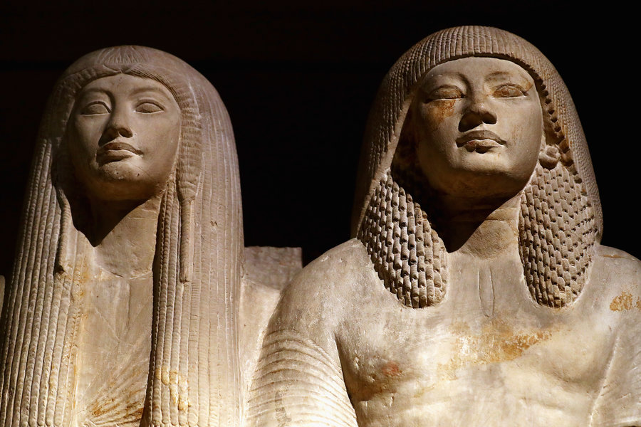 Were the ancient Egyptians black or white? Scientists now know