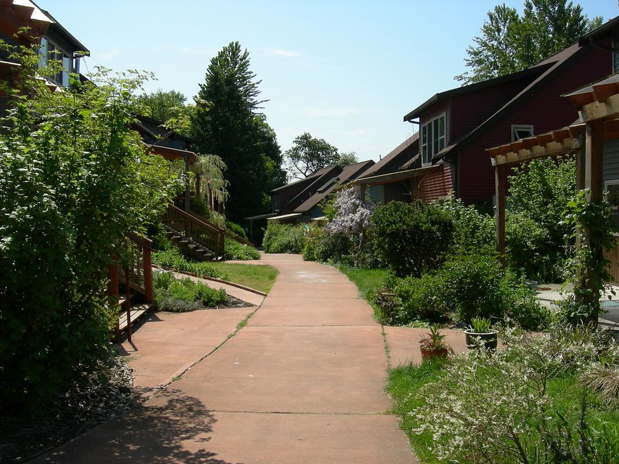 Cohousing Could Help Solve Some of the World?s Most Pressing Problems