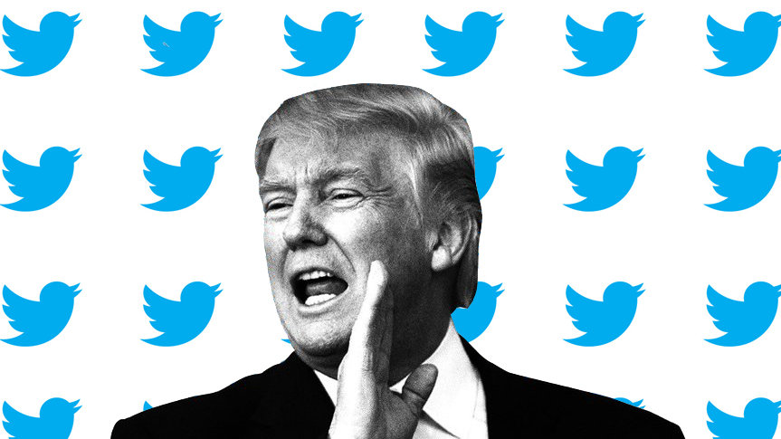 What Trump See When He's on Twitter | Big Think