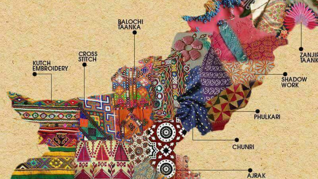 Rival Maps Of India And Pakistan Big Think - Maps pakistan