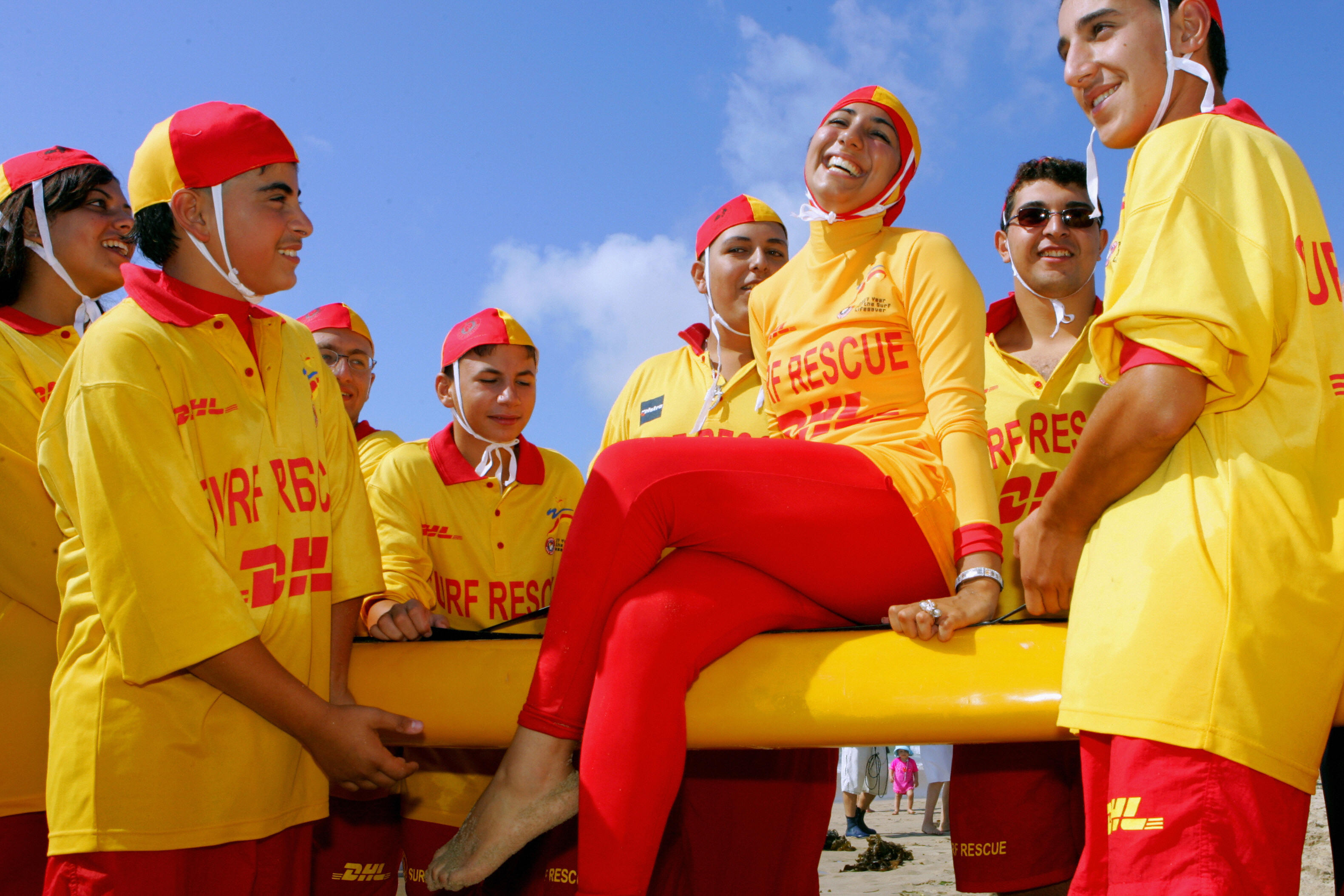 burkini lifeguard
