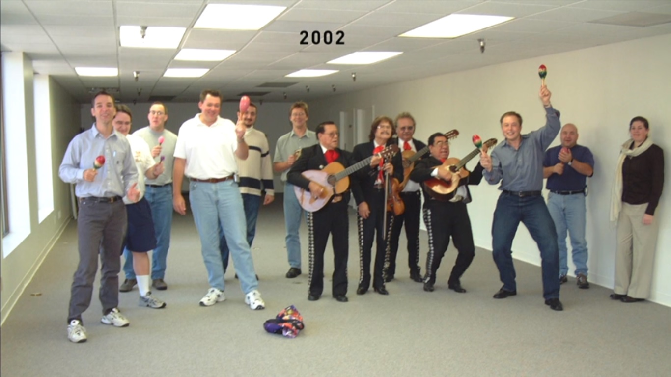 spacex 2002 founding mariachi band