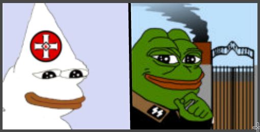 Pepe Racism Examples