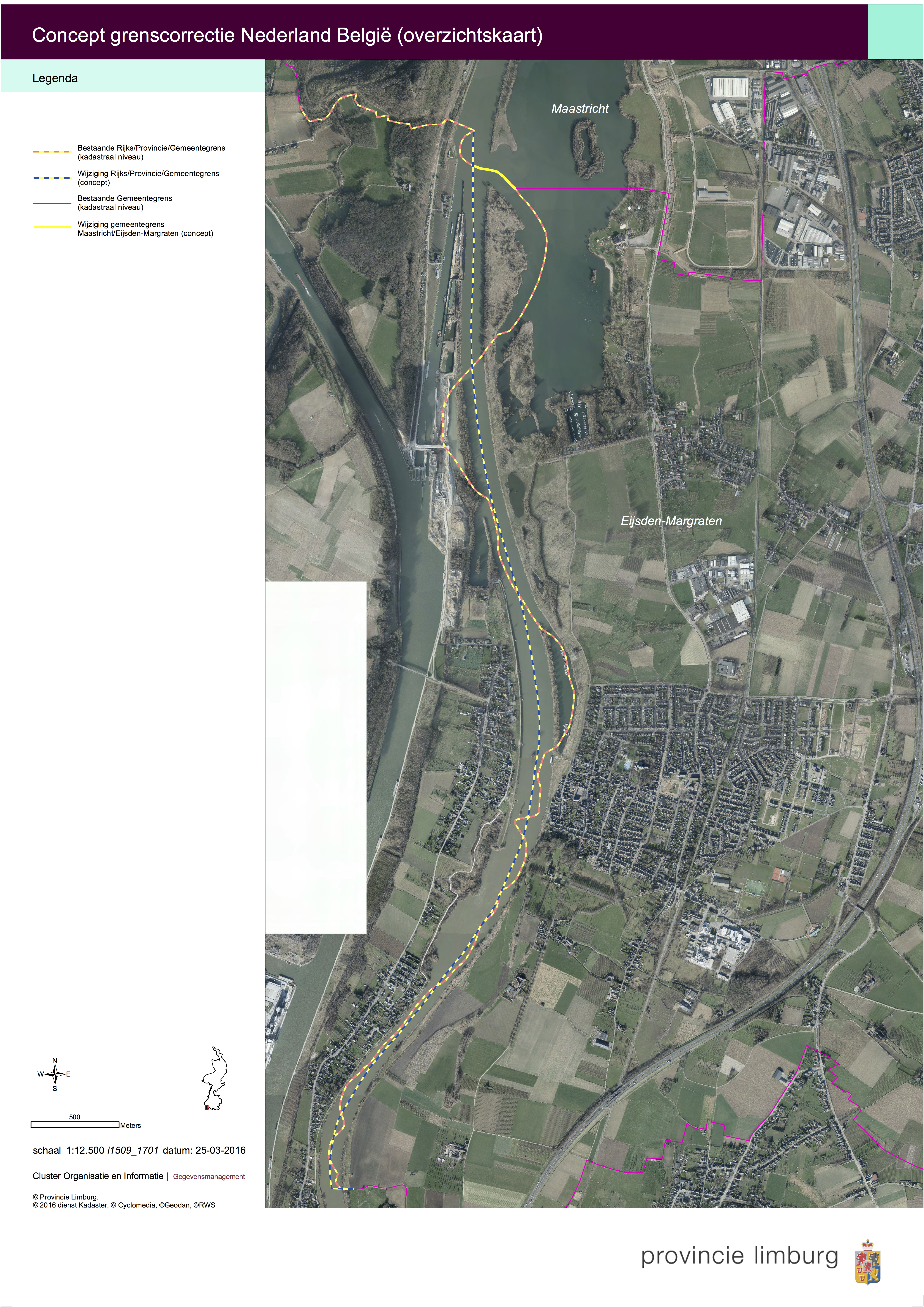 Belgium And The Netherlands Swap Land Without A Single Shot Being - Us border zone map