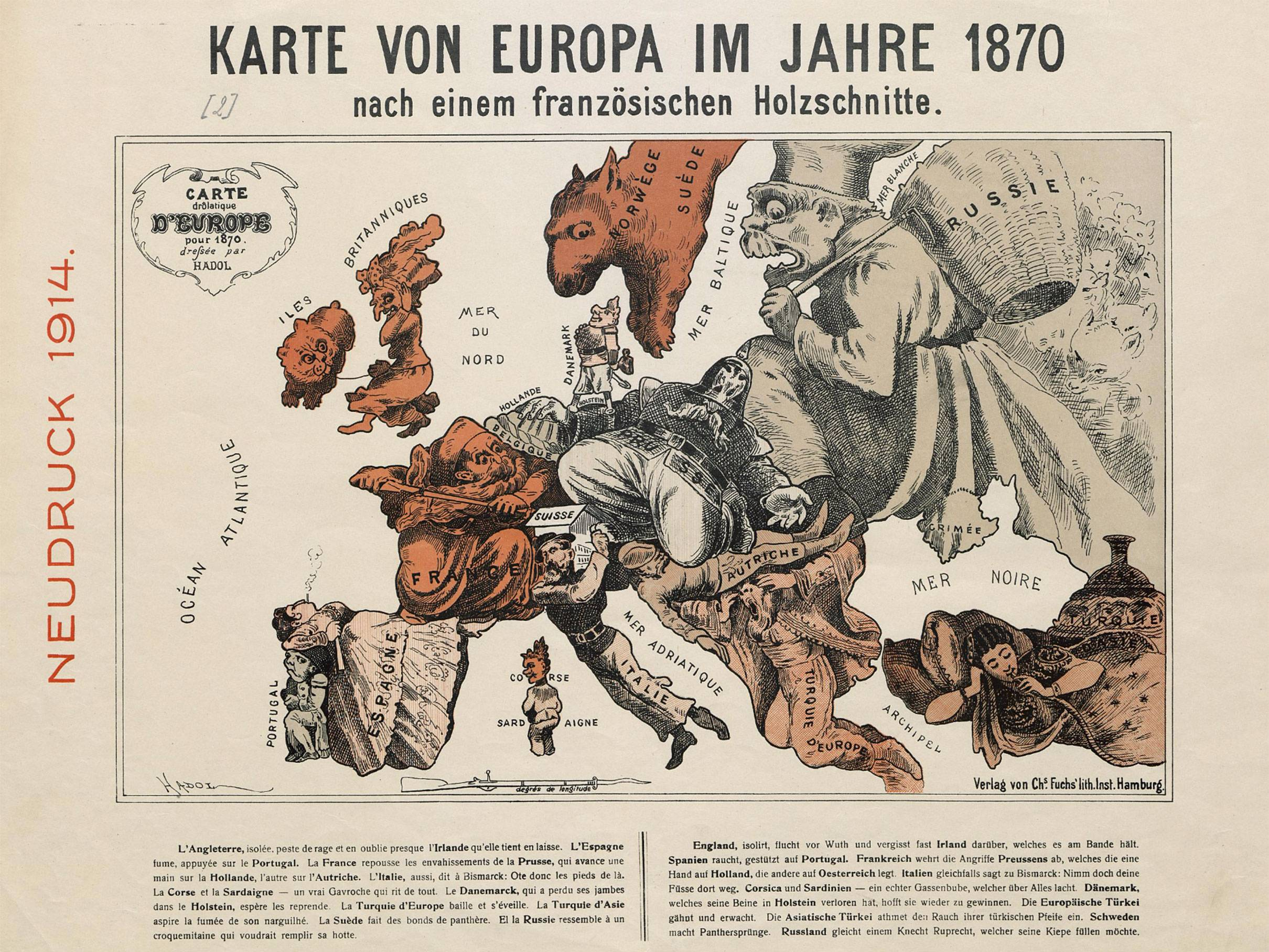 The period 1870 to 1914 in germany essay