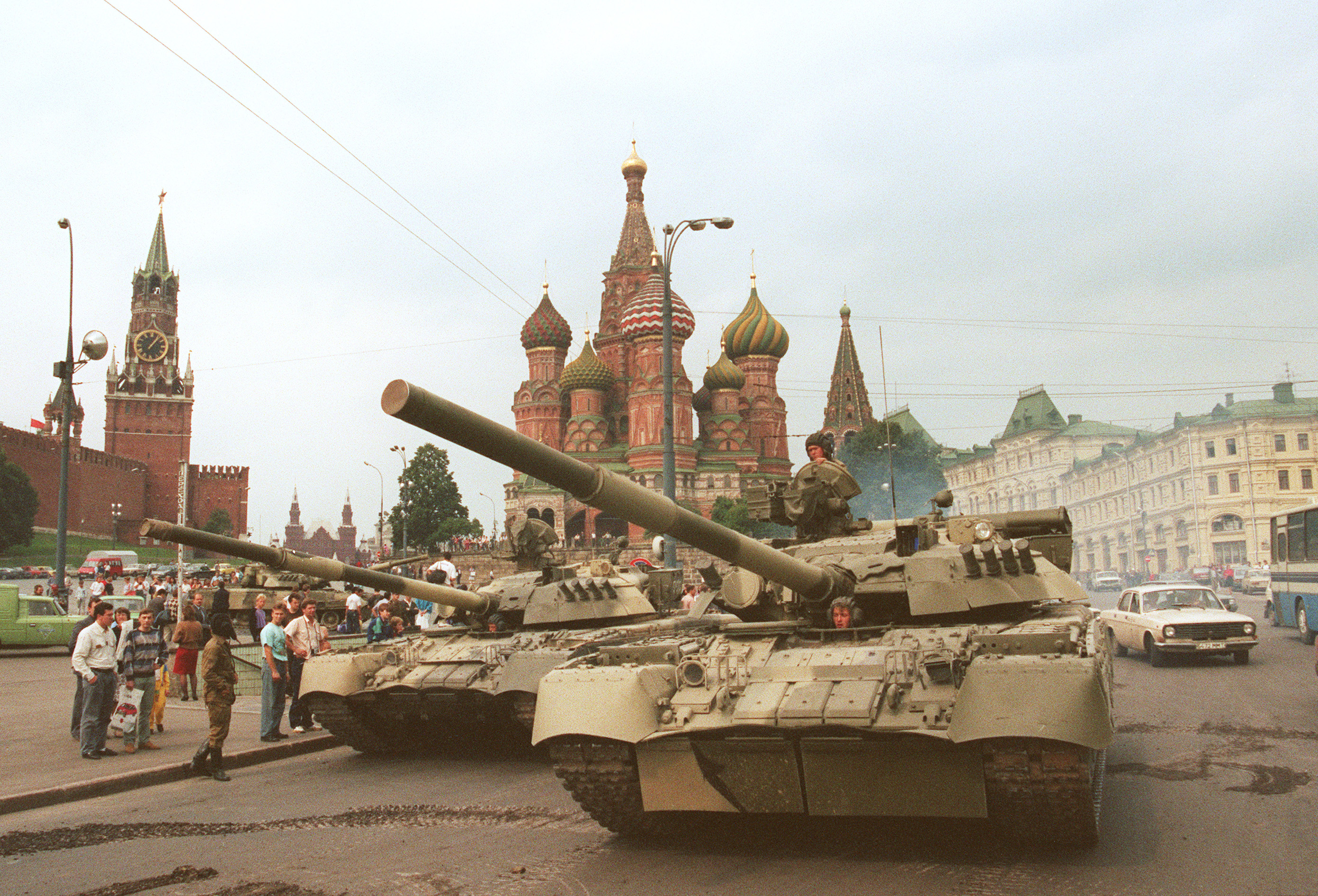1991 coup in Russia