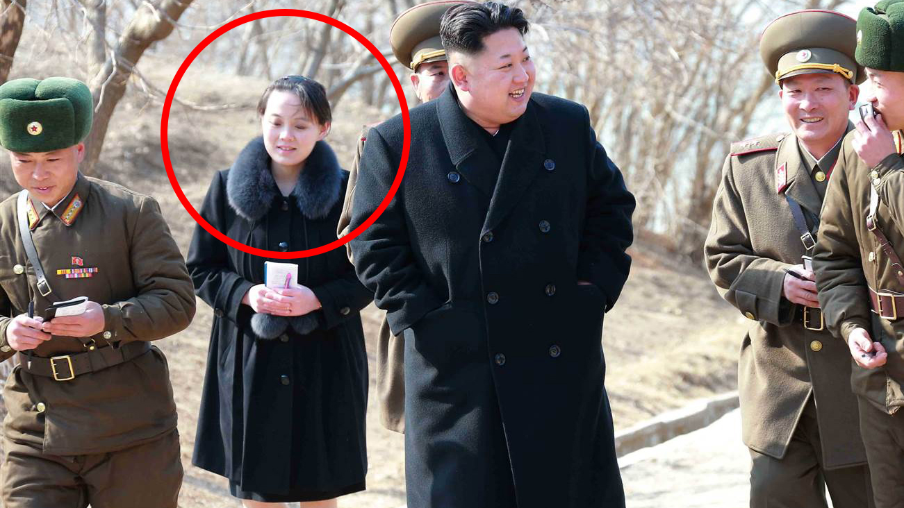 Kim Yo-jong, sister of Kim Jong-un, leader of North Korea