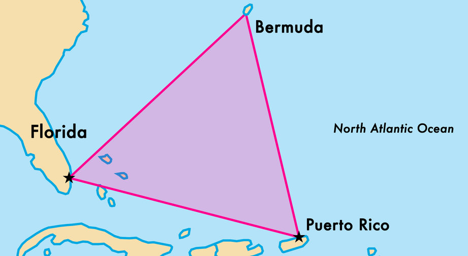 Why is there no map of the Bermuda Triangle The US Coast Guard