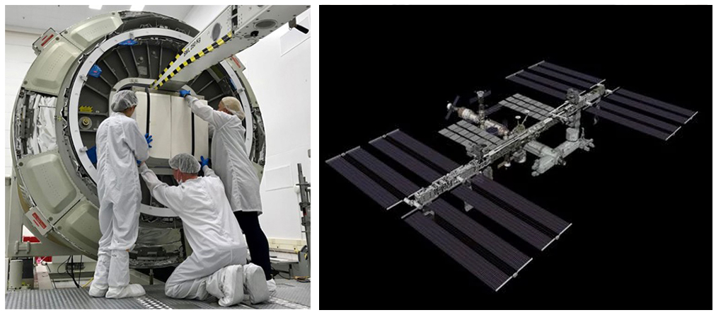 Cold Atom Lab will launch to the ISS.